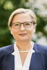 Bettina Limperg, President of the German Federal Court of Justice - Photo: Anja Koehler